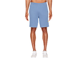Front Top view of French Terry One Point Shorts