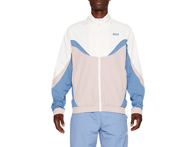 Front Top view of Woven Sport Moment Jacket