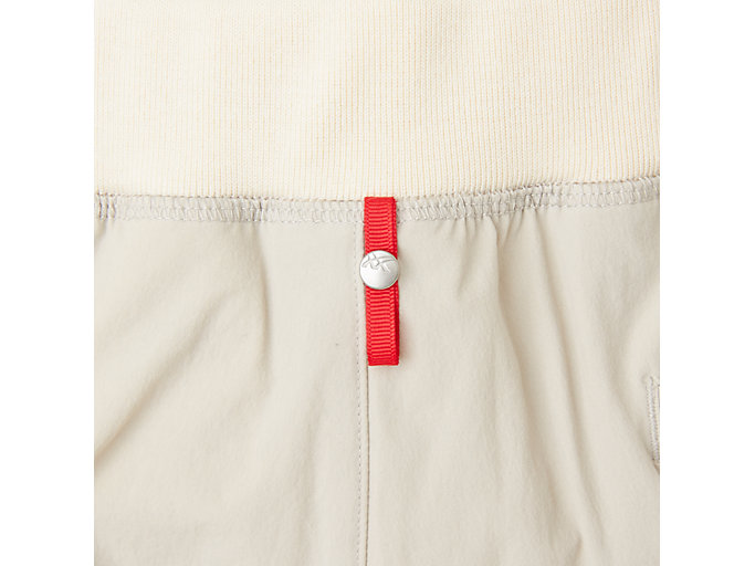 Alternative image view of MJ STRETCH WOVEN PANT, PUTTY