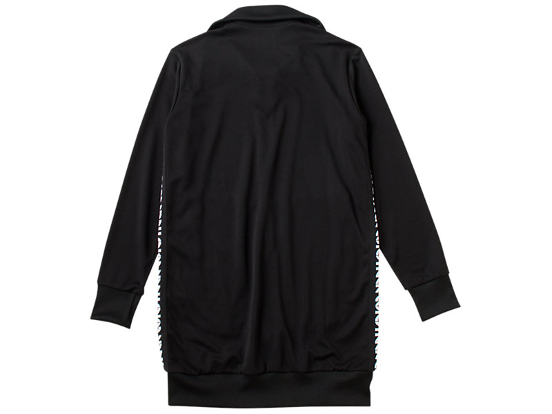 Long Full Zip Jersey Sweater PERFORMANCE BLACK 5 BK