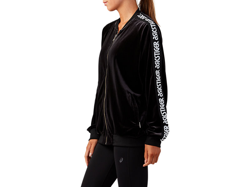 Velour Jacket PERFORMANCE BLACK 9 Z