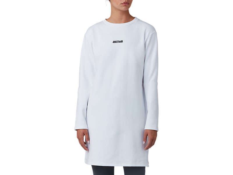 Baselayerlong Sleeve Tee OP REAL WHITE 1 FT