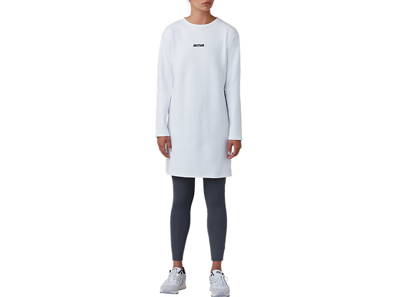 Baselayerlong Sleeve Tee OP REAL WHITE 21 Z