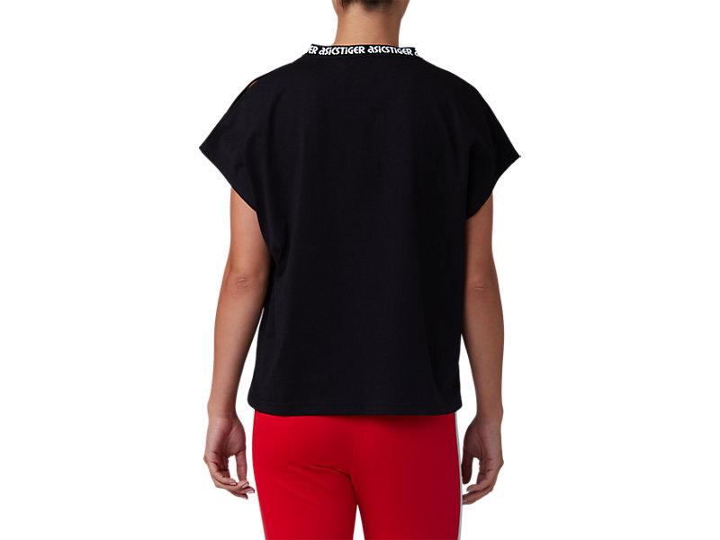 Dolman Tee PERFORMANCE BLACK 5 BK
