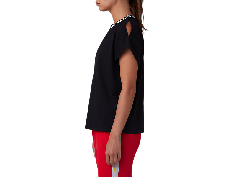 Dolman Tee PERFORMANCE BLACK 9 Z