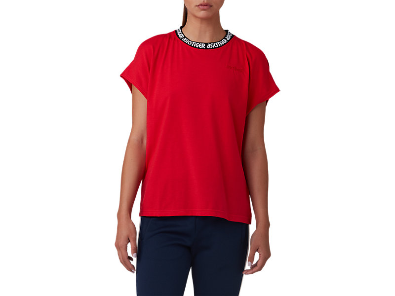 Dolman Tee Classic Red 1 FT
