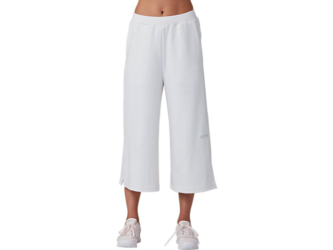 Front Top view of Wide Pants