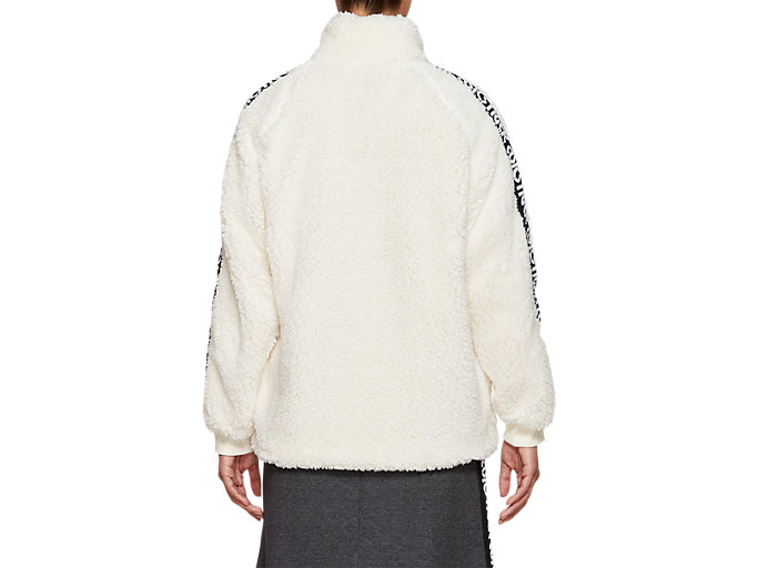Back view of Boa Jacket