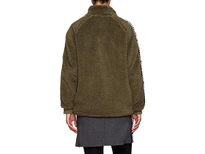 Boa Jacket MANTLE GREEN 5 BK