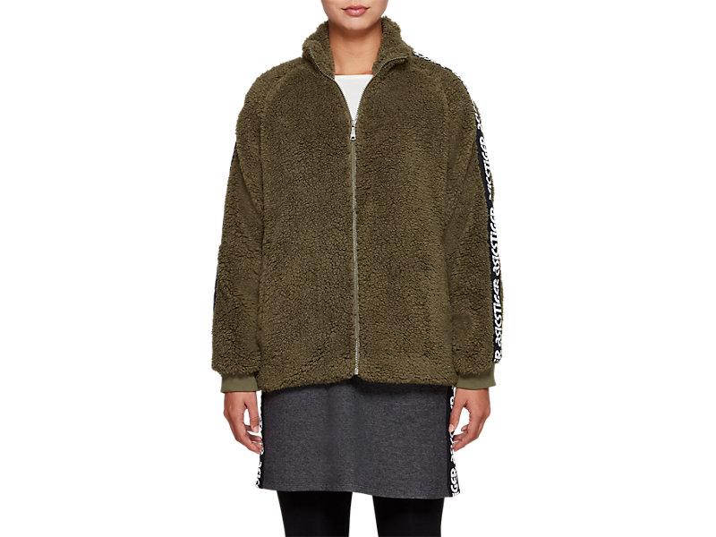 Boa Jacket MANTLE GREEN 1 FT