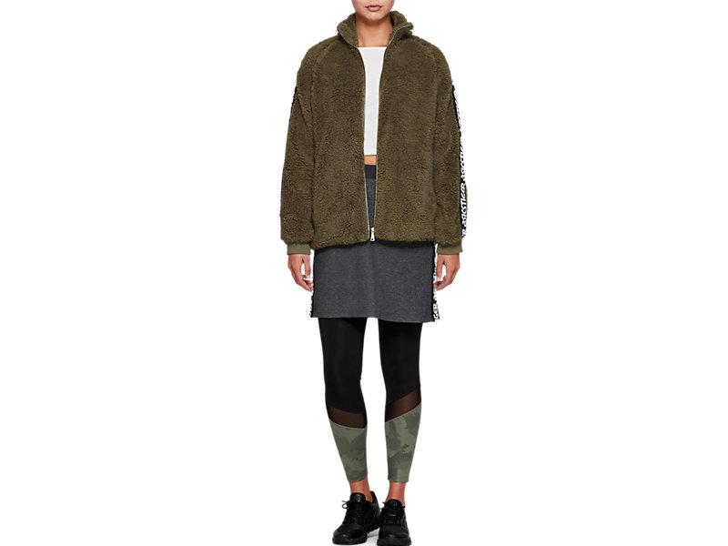 Boa Jacket MANTLE GREEN 21 Z