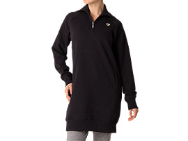 W FLEECE DRESS