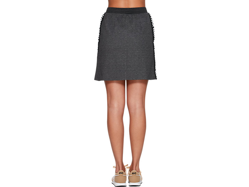 Sweat Mini Skirt PERFORMANCE BLACK HEATHER 5 BK