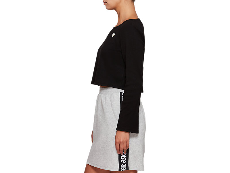 Long Sleeve Top PERFORMANCE BLACK 9 Z