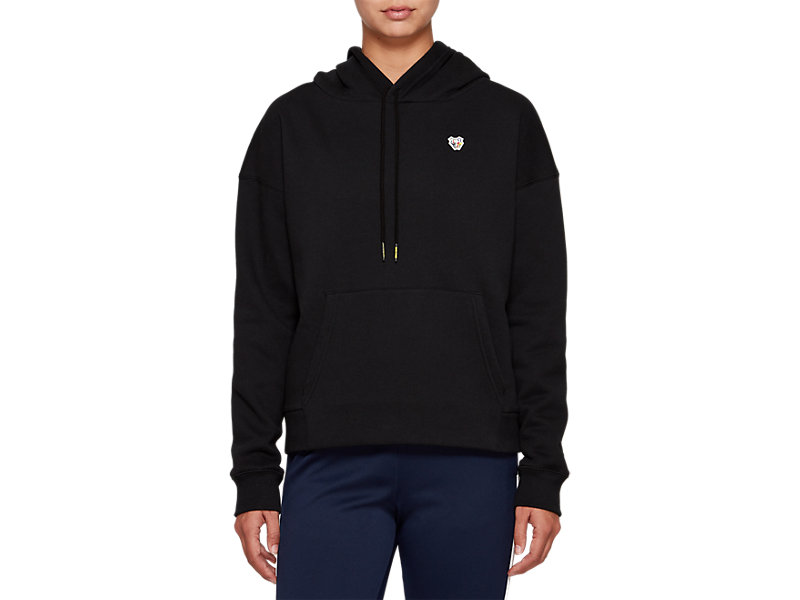 Fleece Pull Over Hoodie PERFORMANCE BLACK 1 FT