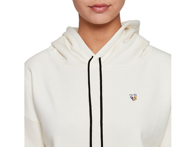 Alternative image view of Fleece Pull Over Hoodie