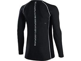 ウィンジョブロングスリーブシャツ, BLACK/BLACK