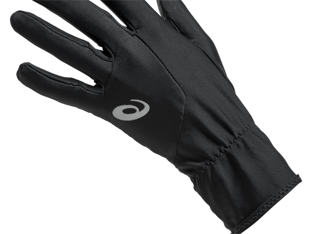 Asics Performance Mens Womens Running Gloves Grey