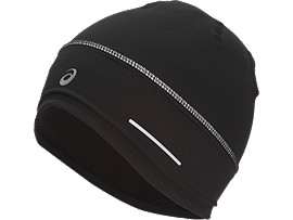 LITE-SHOW BEANIE, PERFORMANCE BLACK/PERFORMANCE BLACK
