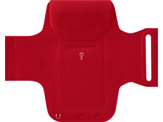 ARM POUCH PHONE CLASSIC RED