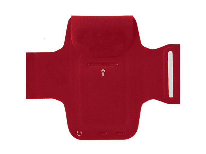 Alternative image view of ARM POUCH PHONE, CLASSIC RED