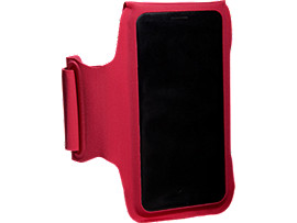 Front Top view of ARM POUCH PHONE, BRIGHT ROSE