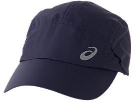 ランニングUVクロスキャップ, INDIGO BLUE/DIRECTOIRE BLUE