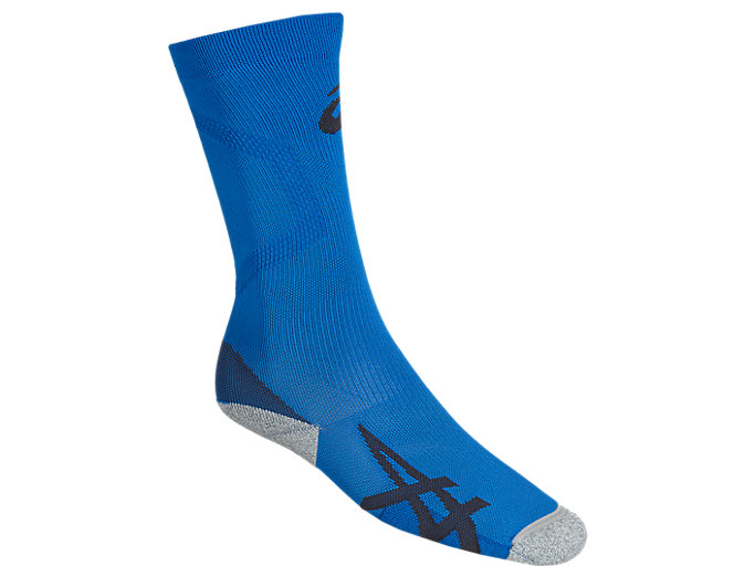 COMPRESSION SOCK, ILLUSION BLUE