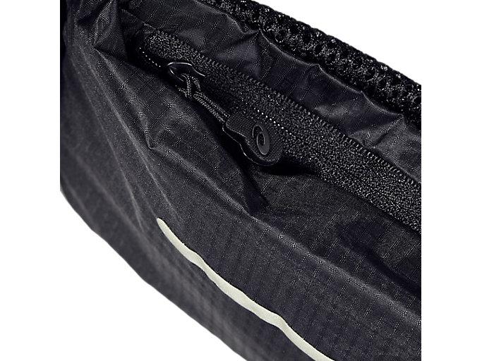 Back view of RUNNERS BOTTLEBELT, PERFORMANCE BLACK