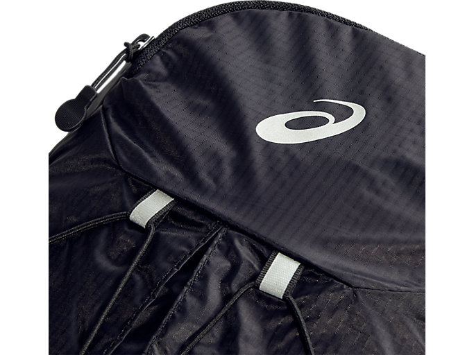 Alternative image view of LIGHT WEIGHT RUNNING BACKPACK, PERFORMANCE BLACK