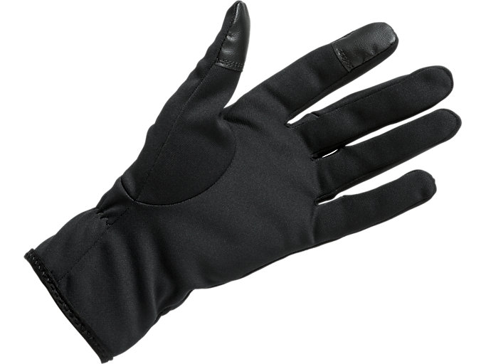 Front Top view of LITE-SHOW™ 2 GLOVES, PERFORMANCE BLACK