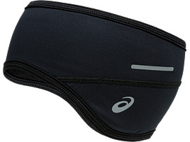 Front Top view of LITE-SHOW™ 2 EAR COVER, PERFORMANCE BLACK
