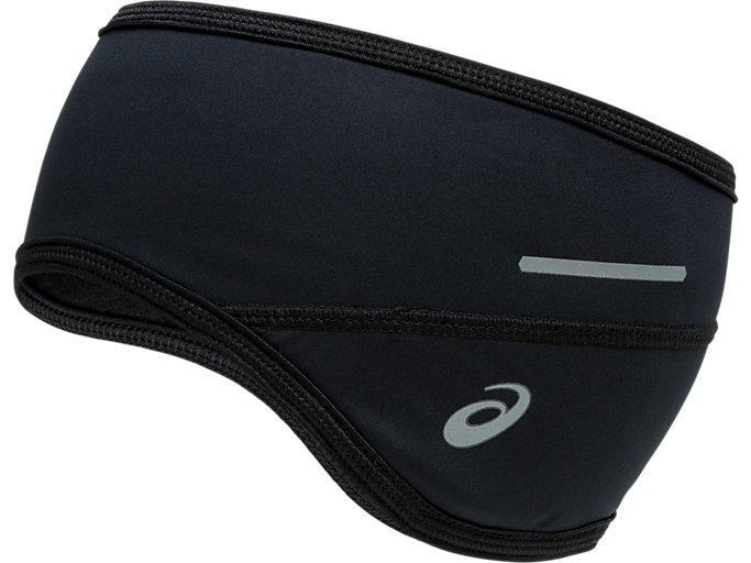 Front Top view of LITE-SHOW™ EAR COVER, PERFORMANCE BLACK