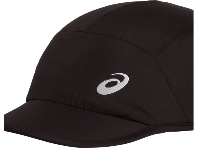 Side view of Woven Cap