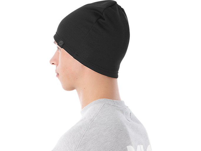 Alternative image view of THERMAL BEANIE, PERFORMANCE BLACK