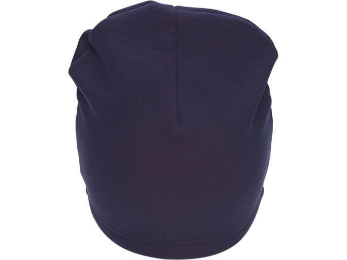 Back view of THERMO-BEANIE, PEACOAT