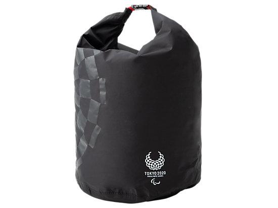 スタッフバッグ 15L(東京2020パラリンピックエンブレム), ブラック