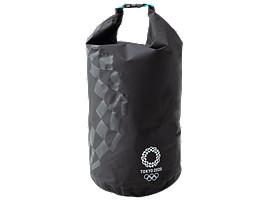 スタッフバッグ 5L(東京2020オリンピックエンブレム), ブラック