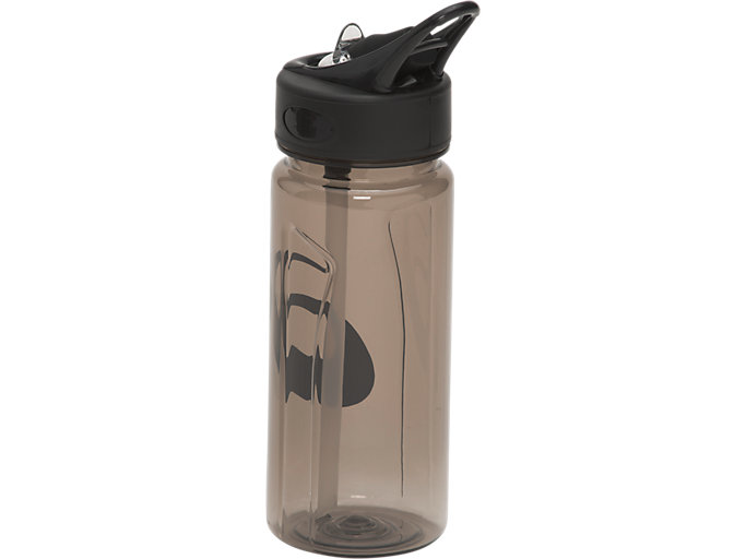Back view of WATER BOTTLE, PERFORMANCE BLACK