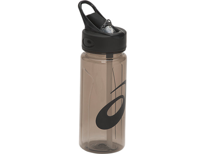 Front Top view of WATER BOTTLE, PERFORMANCE BLACK