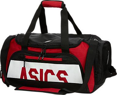 8b3a1f23609 MEDIUM DUFFLE BAG 50L | Classic Red/ Brilliant White | ASICS Australia