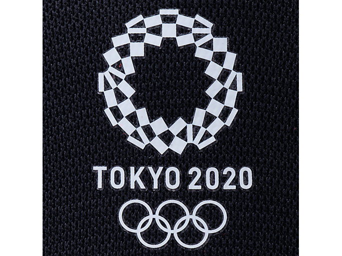 Alternative image view of キャップ(東京2020オリンピックエンブレム), ブラック