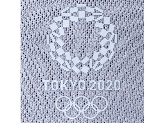 Alternative image view of キャップ(東京2020オリンピックエンブレム), グレー
