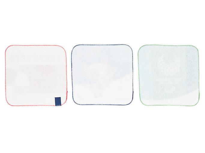 Back view of 3Pミニタオル(東京2020パラリンピックマスコット), ルック