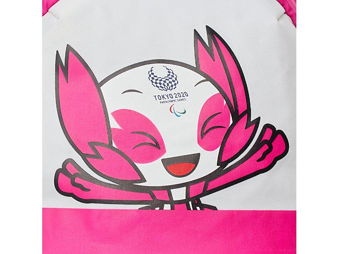 Alternative image view of KIDSバックパック(東京2020パラリンピックマスコット), ピンク