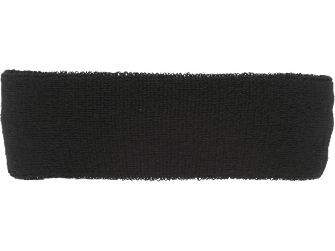 Back view of PERFORMANCE HEADBAND, BRILLIANT WHITE/PERFORMANCE BLACK