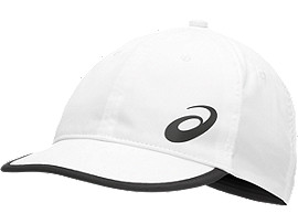 PERFORMANCE CAP, BRILLIANT WHITE/PERFORMANCE BLACK