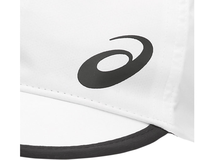 Alternative image view of PERFORMANCE CAP, BRILLIANT WHITE/PERFORMANCE BLACK