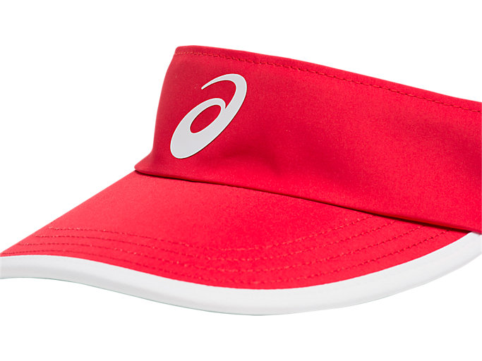 Alternative image view of PERFORMANCE VISOR, SPEED RED
