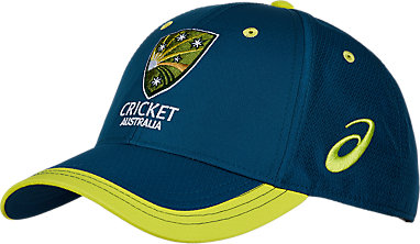 4d7c6ecb CRICKET AUSTRALIA REPLICA TRAINING CAP | Legion Blue | ASICS Australia